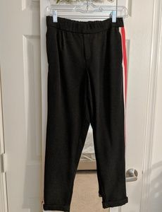 Zara pinstripe pants